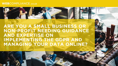 Make your website gdpr compliant and manage your email reconsent