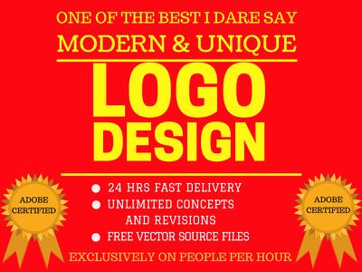 Design bespoke logo+Unlimited Revi,Source Files