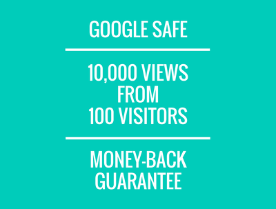 Generate 10,000 Views From 100 Visitors by Content Reformatting