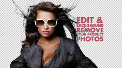Edit and background remove your product photos