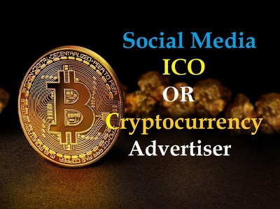 Advertising Your ICO Or Cryptocurrency On Social Media