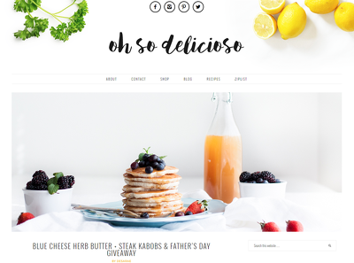 Develop a Portfolio Blog - Fully Responsive & SEO Friendly