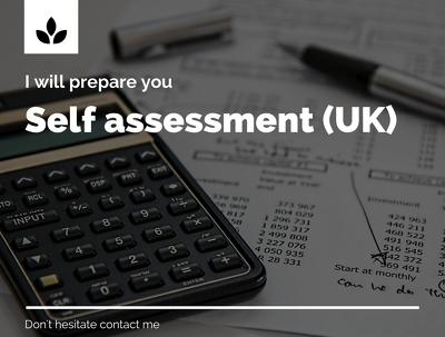 prepare self assessment Tax Return for HMRC