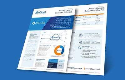 Design a 2 page Data or Product Flyer/Leaflet/Brochure