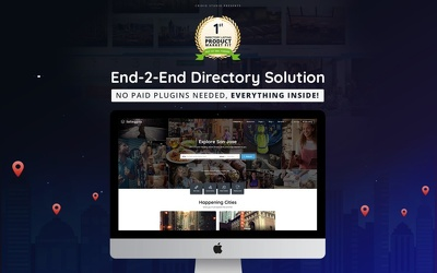Make listing pro theme install, customized + add future