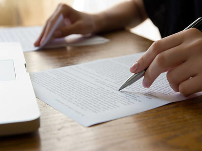 Proofread your creative writing projects (2000 words or less)