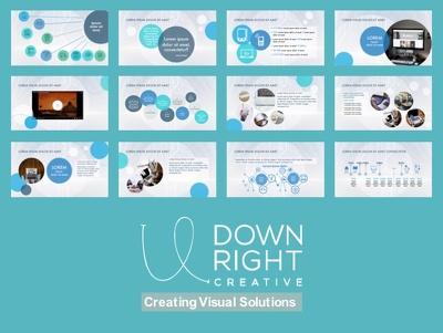 Design impactful editable 10 slide PowerPoint presentation