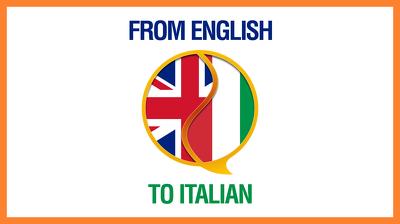 Fluent Translation from English to Italian (650 words)