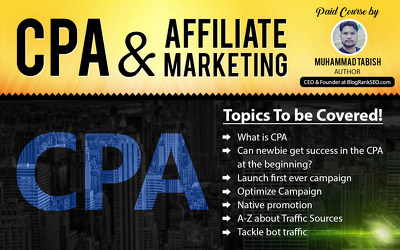 Super CPA Affiliate Marketing Premium Course Pdf In Urdu