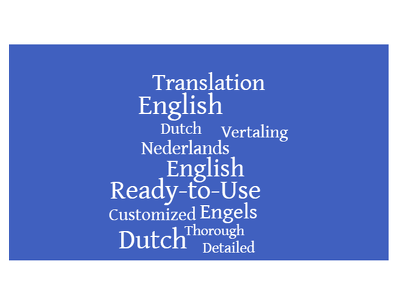 Translate a 500-word document from English to Dutch, vice versa