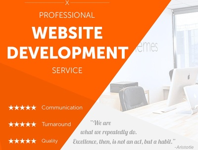 Professional Top Quality Website Development