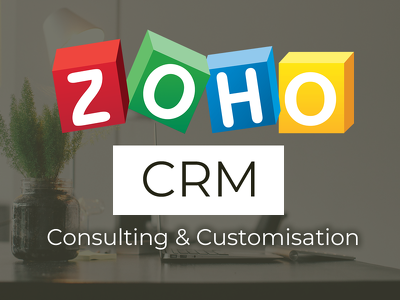 Consulting on Zoho CRM For 1 Hour From a Zoho Partner