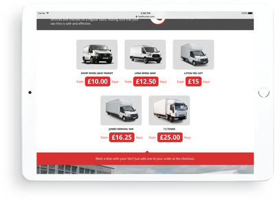 Design and build a bespoke and fully responsive 4 page website