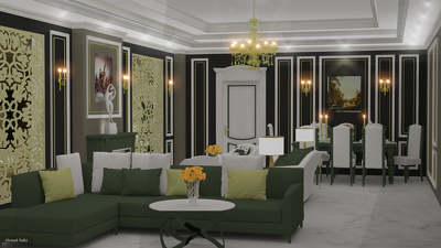 Make your interior design upon your desire and your needs