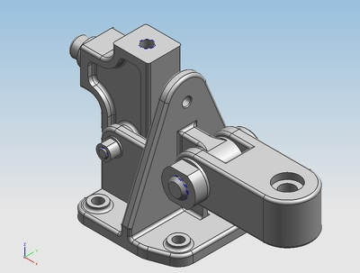 Make 2D and 3D models and designs in solidworks, Unigraphics