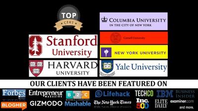 Publish on .edu educational blogs like stanford.edu NYU.edu DA95
