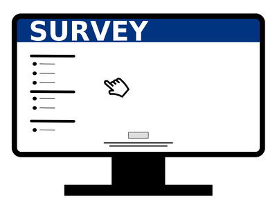 Create your survey in Qualtrics, Surveymonkey or other platform