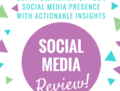 Get a full review of your Social Media presence