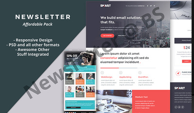 Write & design a fantastic newsletter super-fast + HTML ready
