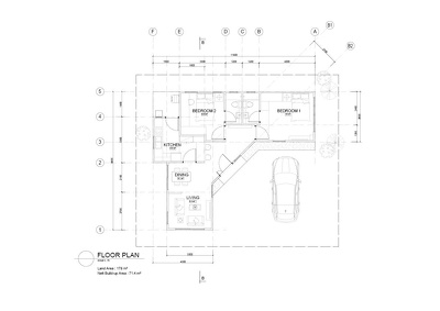 Convert any pdf, drawings, hand sketches into AutoCad.