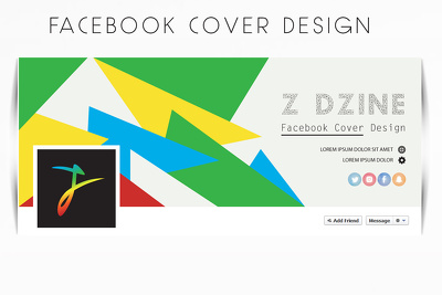 Design a Facebook business cover design