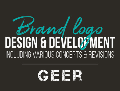 Professional Logo Design (With Revisions)