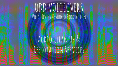 Clean up your noisy audio. BAM! And the noise is gone!