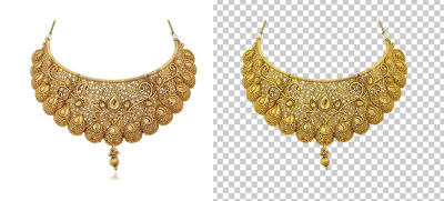 Do 10 jewelry images retouch