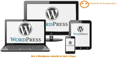 design & develop, unique, seo friendly Wordpress(CMS) website
