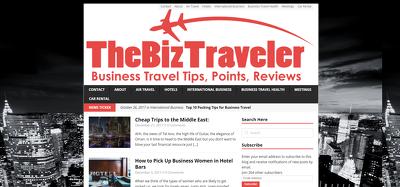 Offer a backlink in a guest post on http://thebiztraveler.com/