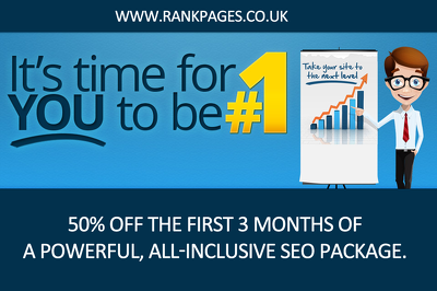 All-inclusive 3 months of SEO at 50% off - UK's SEO Company