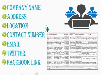 Company details of any country 200 business data