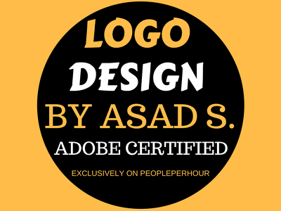Design Bespoke Logo designs + Vector Files + Free Revisions