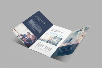 Design professional Brochure in 24 hours