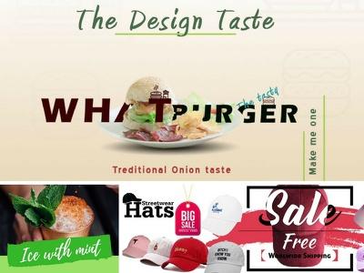 Design Banner ad
