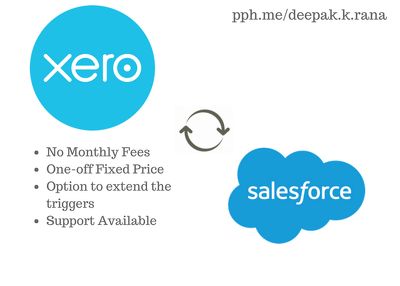 Integrate Xero Accounting to your Salesforce