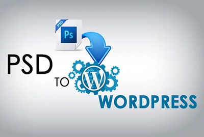 Convert your PSD into upto 5-10 pages WordPress website