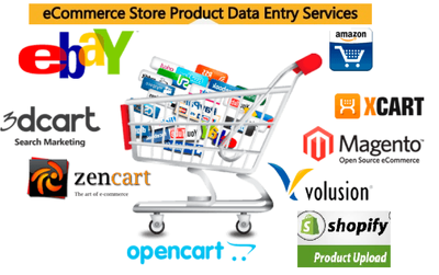 Add or Upload 100 product in your ecommerce store