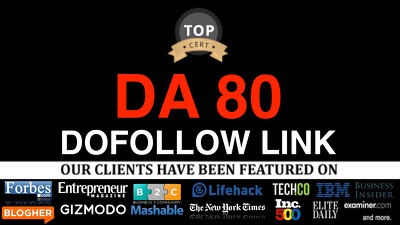 Write and publish a guest post on DA 90 DOFOLLOW LINK