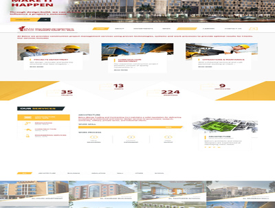 Design & Develop a professional and fully functional website