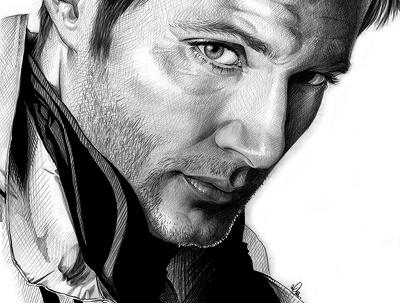 Realize realistic pencils Portraits