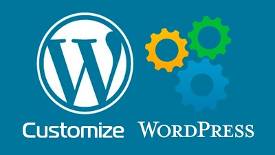 Edit, Modify or Customize your Wordpress Blog or Website