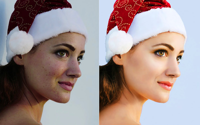 Edit , enhance your portrait photo and image  professionally