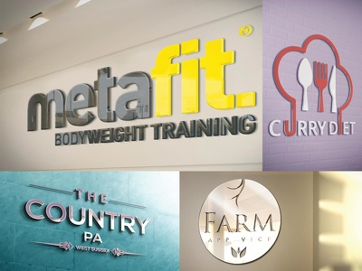 Design A High Quality Vector Logo With Unlimited Revision