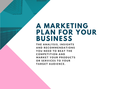 Create a marketing plan that'll give you a healthy ROI