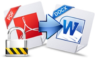 Convert 30 pages of PDF to word or Image to text in 12 hours
