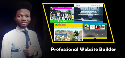 I will build you a great responsive website