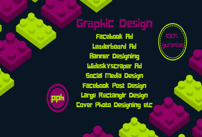 Design BANNER/ POST for Social Media, Website, Facebook etc