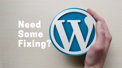 Fix Your Wordpress, Html, CSS or PHP Error and Issue