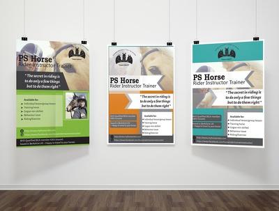Design a stunning 2 sided flyer,banner, poster, leaflet for you.